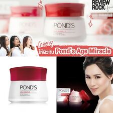 Pond's Age Miracle Day Cream Spf 18 Retinol-C Anti-Aging reduce wrinkle 10g