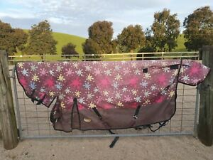 6'6 Weatherbeeta Combo Winter Horse Rug