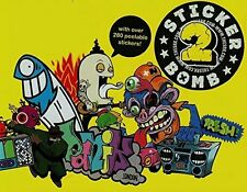 Stickerbomb 2 Book by Studio Rarekwai (SRK) (Paperback) 9781856696623