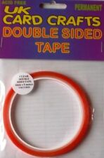 Clear Scrapbooking Tapes