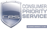 5 YEAR IN-HOME CPS EXTENDED WARRANTY FOR TV UNDER $2500
