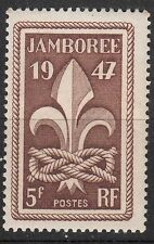 FRANCE TIMBRE NEUF N° 787 * jamboree mondial a moisson