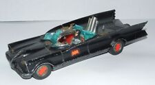Vintage Corgi Toys 267 1966 BATMOBILE Original Release Logo Wheels w/ Batman