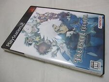 Airmail Delivery. 7-14 Days to USA. USED PS2 Tales of Legendia Japanese Version