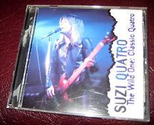 SUZI QUATRO The Wild One: Classic Quatro CD 1996 Razor & Tie