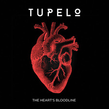 Tupelo - The Hearts Bloodline (2018) | NEW & SEALED CD (Irish, Neo/Indie Trad)