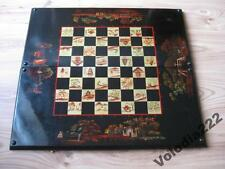 Beautiful Vintage Inlaid Wood Chess Board Vietnam. backgammon