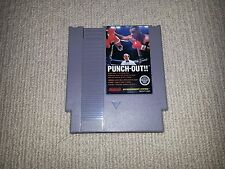 Mike Tysons Punch Out Nintendo NES Cartridge PAL A Cleaned & Tested
