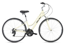 "Bicycle Del Sol Lxi 7.1 Comfort Hybrid Size 14"" Cream"