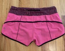 Lululemon Women S Pink Lululemon Speed For Sale Ebay