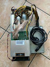 Antiminer Mining Bitcon S9 14TH/s Asic Miner + Bitmain Apw3++Psu 1600W