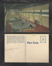 1950s POWER PLANT NORRIS DAM NORRIS TENN POSTCARD
