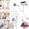 Self Playing Cat Toy Teaser Automatic Lifting Electric Ball Interactive Gato