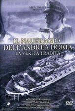 Dvd Il Naufragio dell'Andrea Doria - La Verità Tradita (2006) - Contenuti Extra