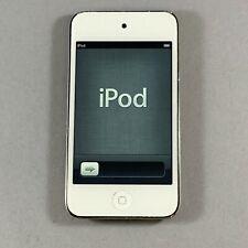 Fair iPod 4 4th Gen Touch 32GB White MP3 A1367 MP3 Audio Music Tested