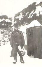 WWII German RP- Elite Soldier- Uniform- M43 Hat- Skull Badge- Winter Kit- Guard