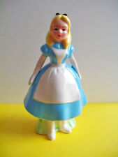 Vintage Alice in Wonderland Figurine - Disney Productions – Made in Japan