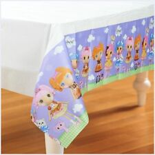 Lalaloopsy Table Cover Paper 244 X 134cm License Table Cloth Birthday Supplies