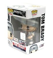 MINT Funko Pop NFL Patriots Tom Brady 59 Fanatics Exclusive Vinyl Figure