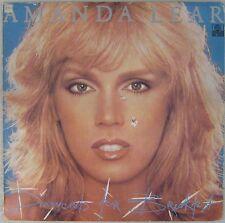 Pierre et Gilles 33 tours Amanda Lear 1980 Pressage Yougoslave