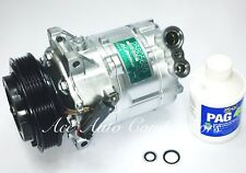 A/C Compressor for Chevy Cobalt / HHR 2007- 2010 2.2L / 2.4L OEM Reman 1Yr Wrty