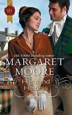 Highland Heiress (Harlequin Historical), Moore, Margaret, 037329638X, Book, Good