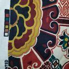 Vintage BARKCLOTH BARK CLOTH 5TH AVENUE DESIGNS FABRIC 90 X 51 MID CENTURY MOD
