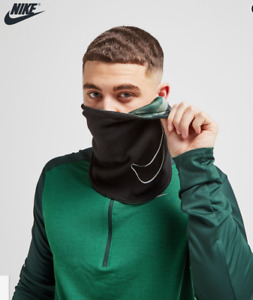 Nike Reversible Neck Face Warmer 2.0  Black / Camo Mouth cover mask