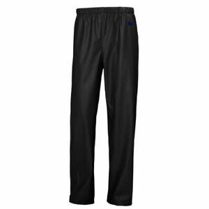 HELLY HANSEN NWT Men Black Moss Helox Waterproof Rain Pants Sz L
