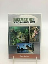 Bassmaster Techniques Dvd Collection Epic Waters 2011