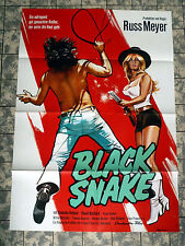 RUSS MEYER * BLACK SNAKE * A1-FILMPOSTER EA - German 1-Sheet 1973