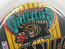WinCraft Officially Licensed Vancouver Grizzlies Button