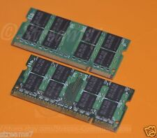 2GB DDR2 (1GB x2) Laptop Memory for Acer Aspire 5050 Notebooks