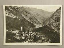 FORNERO di Val Strona Valstrona 1961
