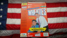 Marc and Nick Buoniconti Wheaties Box The Miami Project