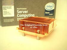 Original Intel 1U Server Copper Heatsink, for Xeon 5XXX Series Socket 771 - New