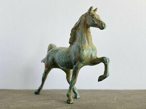 "Horse Bronze Statue - Made in Europe 8.5 CM / 3.3"""