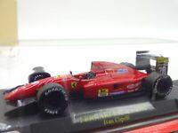 Ferrari Collection F1 F92A 1992 Ivan 1/43 Scale Box Mini Car Display Diecast