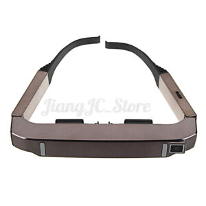 VISION-800 3D Goggles Video Glasses Android 4.4 MTK6582 1G/2G 5MP AC WIF