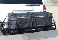 """Hitch bag - 100 % Waterproof Expandable Hitch Tray Cargo carrier bag 48"""" x 19"""" x"""