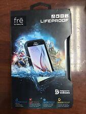 LifeProof Fre Waterproof Case Black for Samsung Galaxy S6