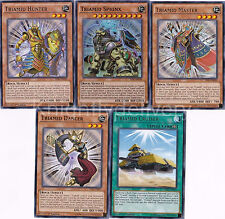 Triamid Tournament Deck - Sphinx  - Sentry Soldier of Stone - 55 Cards - Yugioh