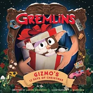 Gremlins: The Illustrated Storybook  New Book J.J. Harrison,Andrea Robinson