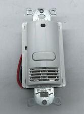 Hubbell Building Automation LHUSS1-G-BK LightHawk2 Ultrasonic Wall Switch Sensor