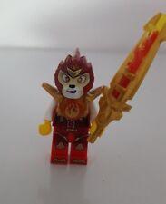 Lego 2 Flügel grau Wings Zubehör Legends of Chima Figuren Federn Neu