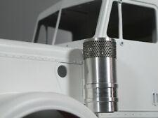 New Pair Aluminum Air Cleaner Intake Tamiya RC 1/14 King Grand Hauler Globeliner