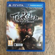 Toukiden: The Age of Demons - PS Vita - Used