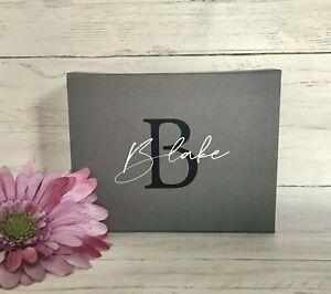 Luxury Personalised Magnetic Special Birthday Gift Box Keepsake Box, Gift Box