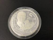 1994 $5 silver coin Sir Douglas Mawson - ex masterpieces set