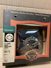 Harley Davidson V-Wing Inspection Cover Chrome 60581-97
